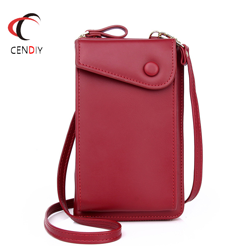 2020 Fashion Brand Wallet Women Mini Shoulder Bags Female Money Mobile Phone Bag Ladies Small Clutch Messenger Bag For Women