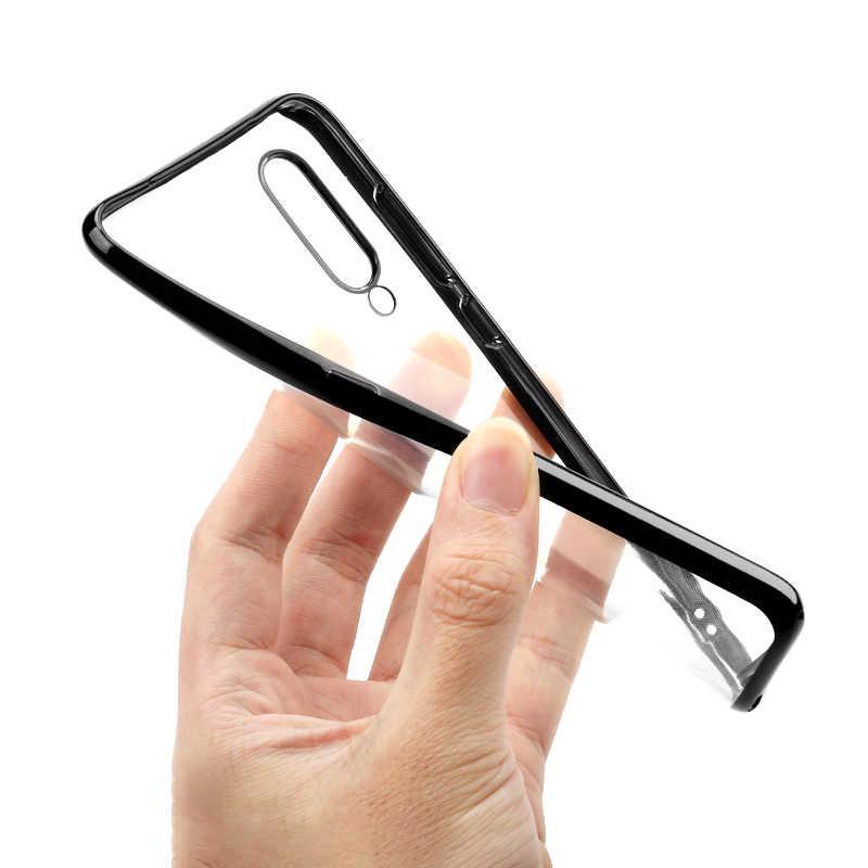 Чехол для Xiaomi Mi 9 T Pro SE Mi9 MiA3 Mi9T Pro Mi9SE Xiao Mi 9 T Pro Mi A3 Роскошный прозрачный термопластичный полиуретан силиконовый чехол для телефона