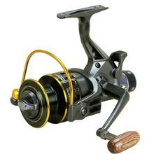New Double Brake Design Fishing Reel Super Strong Carp Feeder Spinning Type MG30-60