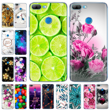 Case For Huawei Honor 9 Lite Case Cover Silicone Funda Soft TPU Back Case For Huawei Honor 9 9Lite Phone Shell Cover Coque Capas silicone phone case for huawei honor 9 honor 9 lite cases soft tpu phone back cover full 360 protective shell new design