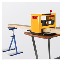 220V Woodworking Planer Household 13 Inch Thicknesser Press Machine High Power Multifunction Small Desktop 2000W High Power