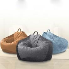 Cubiertas de terciopelo para sofá, sin relleno, para tumbona, hogar, sala de estar, S/M/L