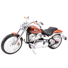 Maisto 1:12 harley davidson 2014 CVO Breakout döküm araçları koleksiyon hobiler motosiklet Model oyuncaklar