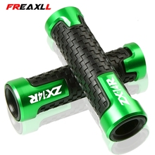 Accessories 22mm7/8 Motorcycle Handle bar Handlebar Grips For KAWASAKI NINJA ZX14R ZX-14R ZX 14R ZZR1400 ZX1400
