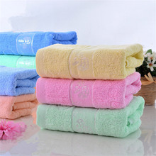 Free Shipping In Stock 5pcs Absorbent Drying Bath Hair Towels Cotton Spa Swimming Beach Washcloth Bath towel Sheet Men Women free shipping 5pcs in stock fqpf7n80c 7n80