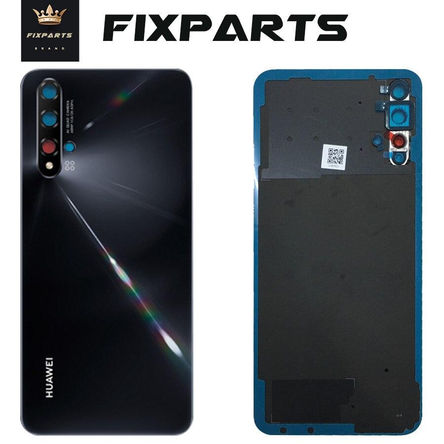 NEW Original For Huawei Nova 5t Battery Cover Honor 20 Se Rear Door Housing Back Case Phone For Huawei Honor 20se Battery Cover