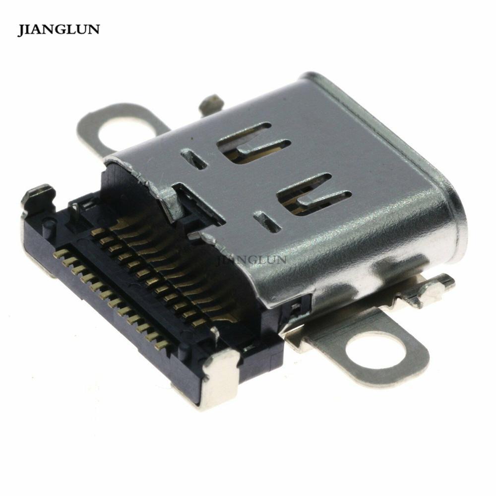 JIANGLUN NEW OEM USB Type-C Charging Port Socket DC Jack For NINTENDO SWITCH HAC-001