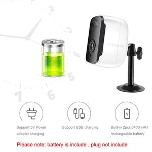 Image 3 - Rechargeable Battery IP Camera Wifi 1080P HD Outdoor Indoor Wireless Security Surveillance Camera Two Way Audio PIR Sensor Wide
