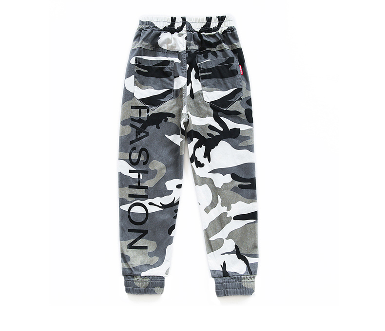 Детские штаны для мальчиков; повседневные камуфляжные брюки для девочек; одежда; коллекция года; сезон осень; модные хлопковые детские брюки для мальчиков; комбинезоны; брюки для подростков