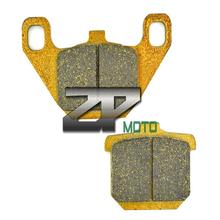 NAO Brake Pads For KAWASAKI EN 500 A1-A6 1990-1995 EX 305 B1 GPz 1983 EL 250 F2 EL252 1997-1999 Front OEM New High Quality east kawasaki toky encoder new version hy38a6 p 500 replace of hy38a6 p4ar 500