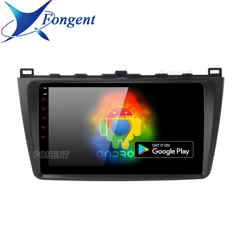 For Mazda 6 Rui 2008 2009 2010 2011 2012 2013 2014 2015 Car 9 inch IPS Android 10.0 Car Radio GPS Navigation Multimedia Player image