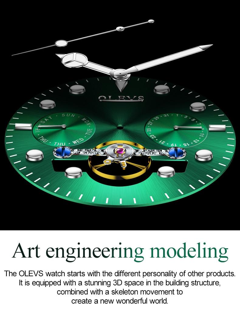 relógios de pulso luxo aço inoxidável presentes