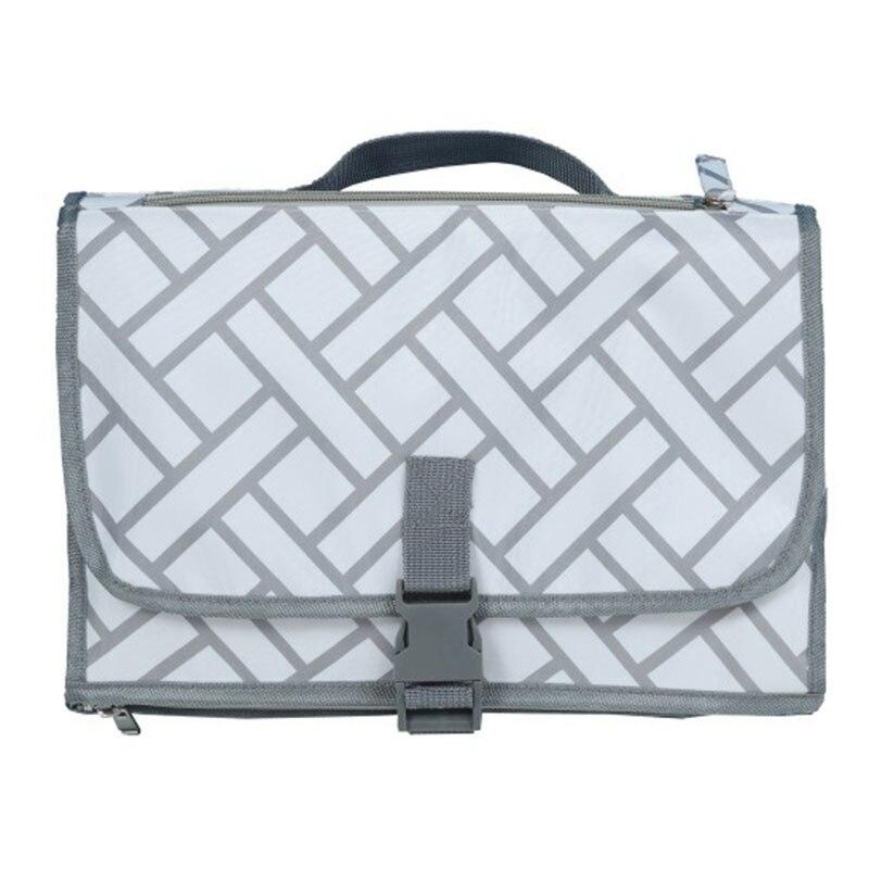 Baby Pad Waterproof Mummy Bag Baby Stroller Portable Diaper Bag Umbrella Pad Change Diaper Table