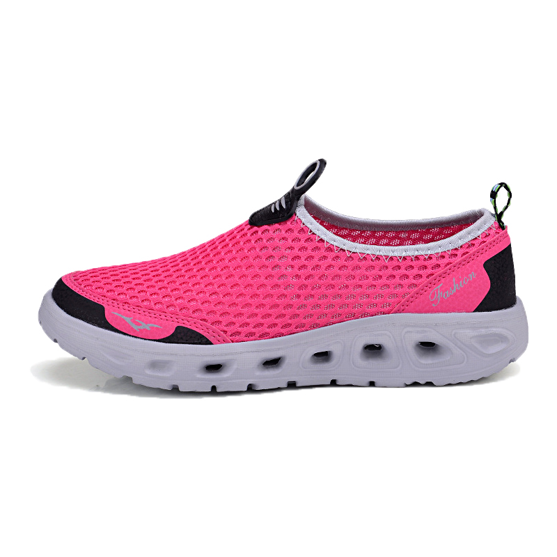 Summer Shoes Men Couple Casual Shoes Fashion Lightweight Breathable Walking Sneakers Slip-on Mens Mesh Flats Shoes Plus Size 48 9