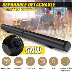 50W Detachable Wireless blueto