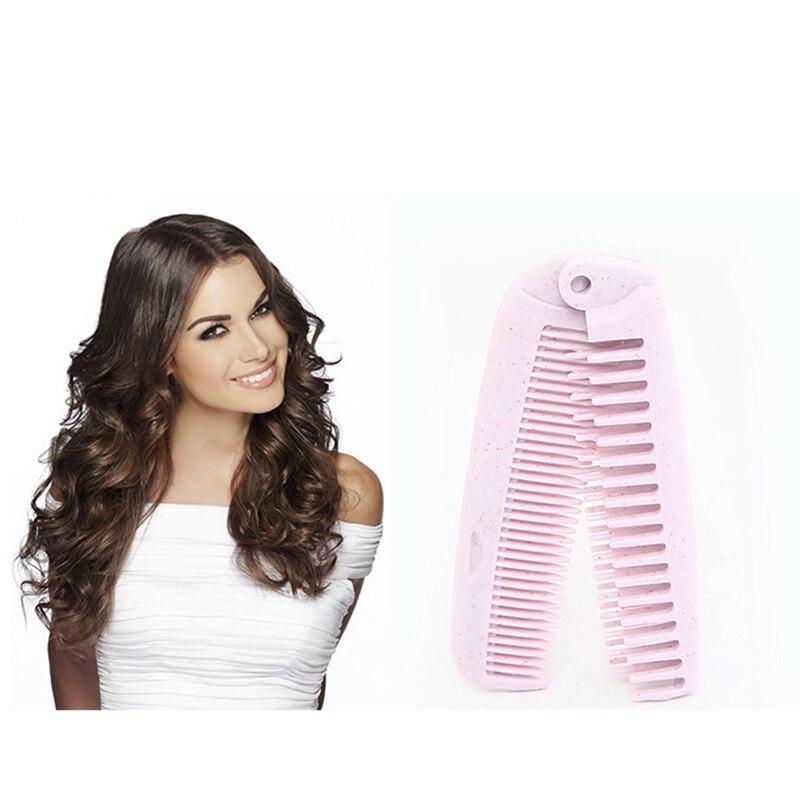 escova anti-estática escova de cabelo viagem portátil