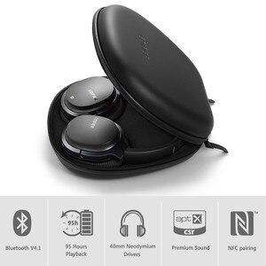 Image 2 - Беспроводные наушники EDIFIER W830BT, Bluetooth v4.1, HIFI стерео наушники с глубокими басами, беспроводные наушники с поддержкой aptX codec NFC tech