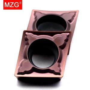Image 3 - משלוח חינם MZG CCMT060204 CCMT09T308 CCMT09T304 MSF משעמם מפנה CNC נירוסטה כלי חיתוך טונגסטן קרביד מוסיף