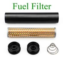 Car Fuel Filter Solvent Trap 1/2-28 For NAPA 4003 WIX 24003 Aluminium Fuel Filter 1/2x28 Filtro NAPA 1/2 28 filtron pp845 1 for fuel filter u a