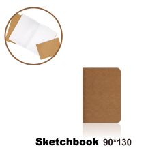 цена на 90*130 Cowhide Paper Sketchbook Bullet Journal Cute Notebook Paper Weekly Planner Accessories Stationery Diary Agenda Travel
