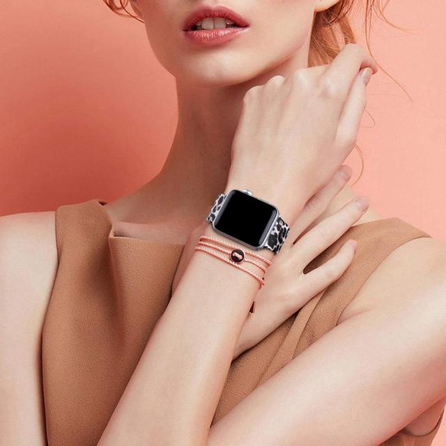 Floral Band for Apple Watch 5