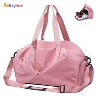 New Fashion Yoga Gym Bags Dry Wet Separation Sport Handbags For Women Men Fitness Travel Training Street Waterproof Shoulder Bag