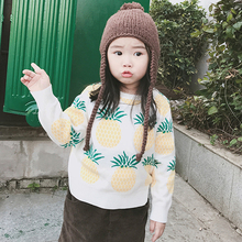 0-4Yrs Baby Girl Knitting Outerwear