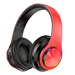 CARPRIE Bluetooth 5.0 Headphone Stereo Bluetooth Headset Earphone With Mic TF Card Noise Reduction Headphones 20JUN 12