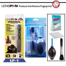 Lenspen Камера ручка чистки костюм комплект для ремонта цифровой зеркальной камеры Canon Nikon sony SLR Камера Ткань для очистки воздуха очиститель-воздуходув