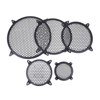4/6/8/10/12'' Car audio speaker mesh cover protector video accessorries image