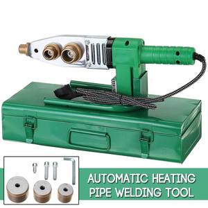 Heads-Set Welder Tube Welding-Machine Electric-Pipe PPR Plastic Heating-Tool Temperature-Control