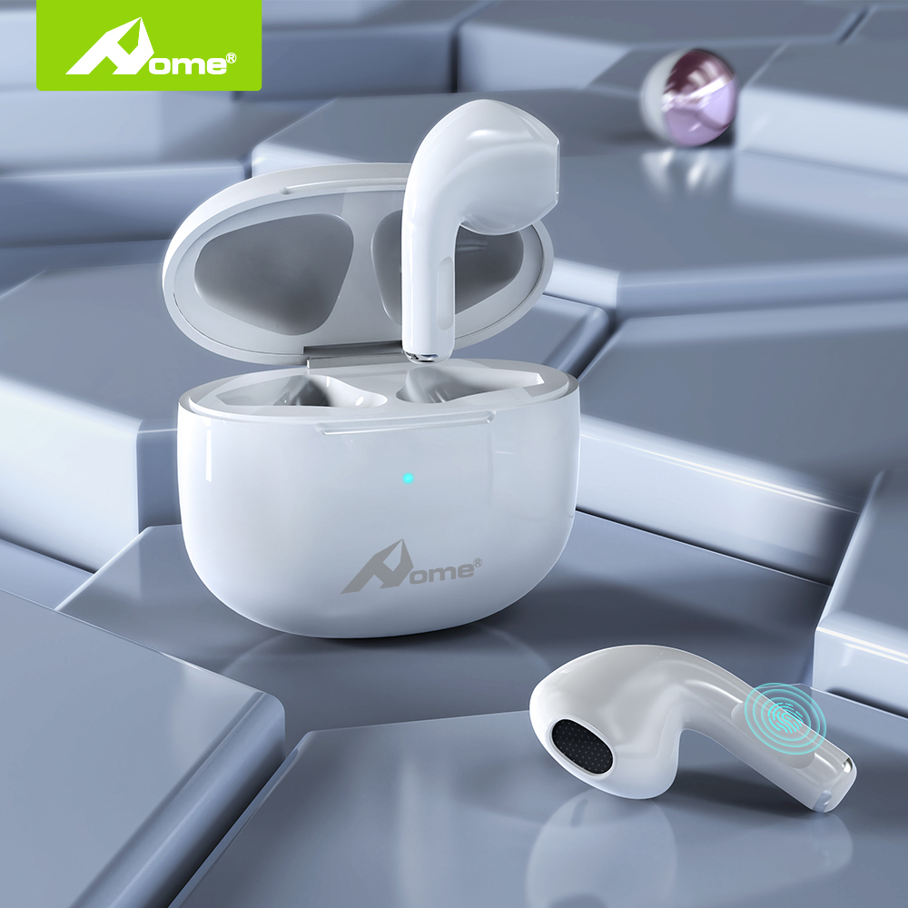 Fone Tws Wireless Earphone Air Pure Bass In ear Bluetooth Earphone Auto-pair Pop-up Earbuds Touch Headphones With mic PK i12 Tws