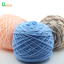 4pcs 800g Milk CottonThick Yarn for knitting Scarf Yarn for Hand Knitting Using 5 7mm Needle