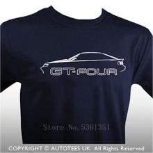 2020 New 100% Cotton Fashion Tee Shirt Japanese Celica Gt4 St165 Inspired Summer Car T Shirt Classic T Shirt(China)