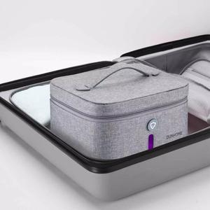Image 5 - Youpin tanque desinfectante Dunhome para exteriores, 8W, esterilizador de aniones con luz ultravioleta LED, bolsa de almacenamiento, estuche de transporte