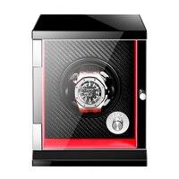 Automatic Electric Mechanical Watches Winder Motor Watch Storage Case Box Single Slot Watch Electric Motor Boxes|Watch Boxes|   -
