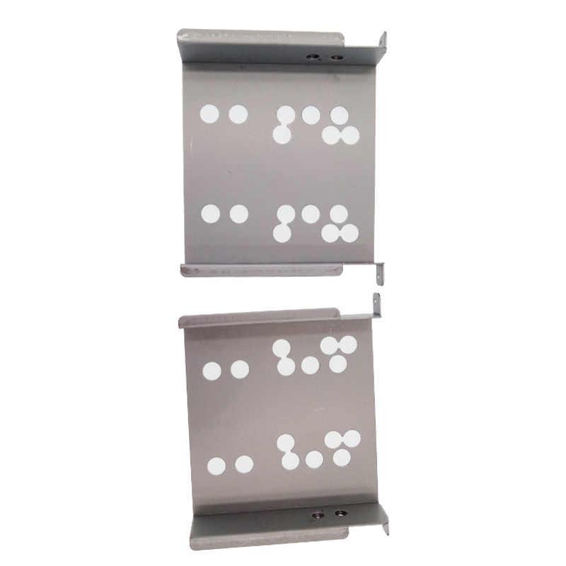 2Din Radio samochodowe Cd Dvd Gps Stereo tablica rozdzielcza do montażu zestaw ramki interfejsu Panel konsoli nadające się do Volvo Xc70 V70 s60 1998-2004 (178
