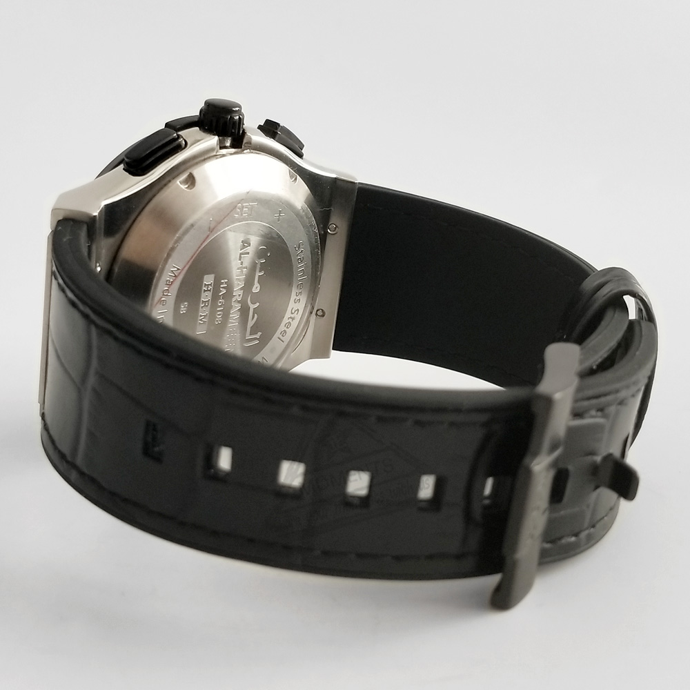 Muslim Watch with Azan Time and Prayer Alarm For All Islam Man