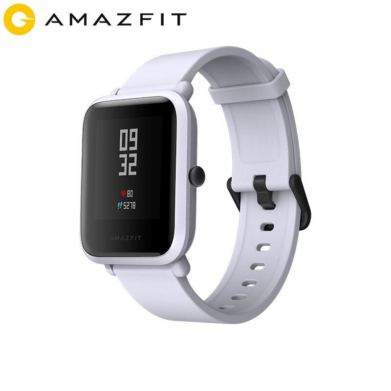 Huami Amazfit Bip Smart Watch Bluetooth GPS Sport Heart Rate Monitor IP68 Waterproof Call Reminder MiFit APP Alarm Vibration 5