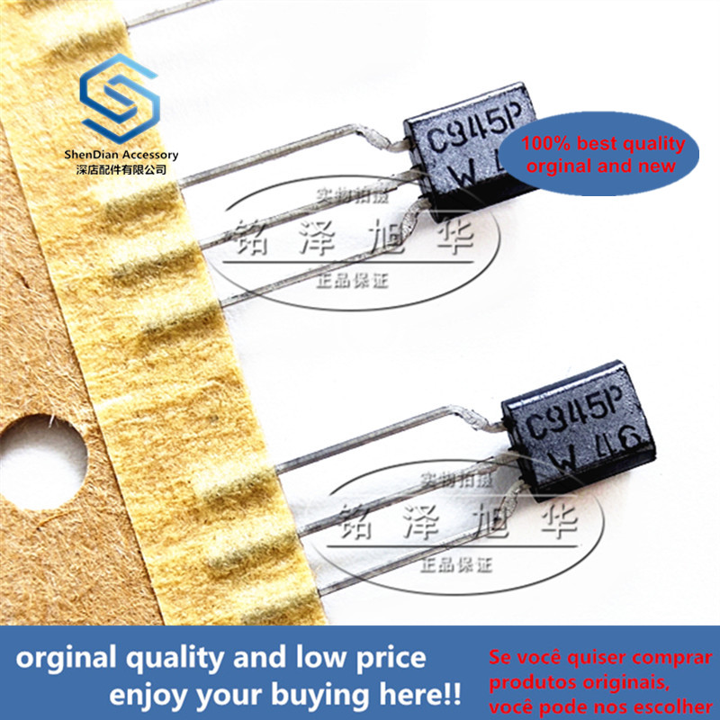 10pcs 100% Orginal New Best Qualtiy 2SC945P C945P C945 NPN Silicon Transistor Real Photo
