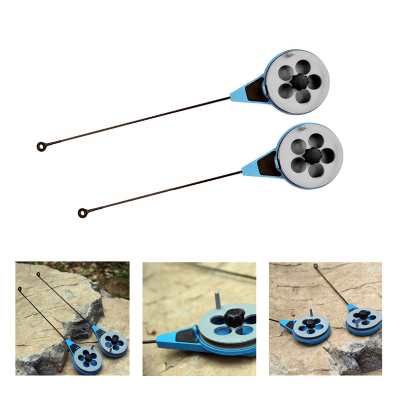 1PCS Winter Fishing Rod With Reel Outdoor Sport Fishing Tackle Pole Fishing Accessories 26.5cm/29.5cm