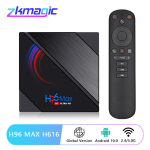 2020 H96 Max Android 10.0 TV B