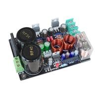 ABKT LM1875 amplificador de áudio placa estéreo gc versão gc gc gc lm1875 baixa distorção amp kits diy|Acessórios de caixas de som| |  -