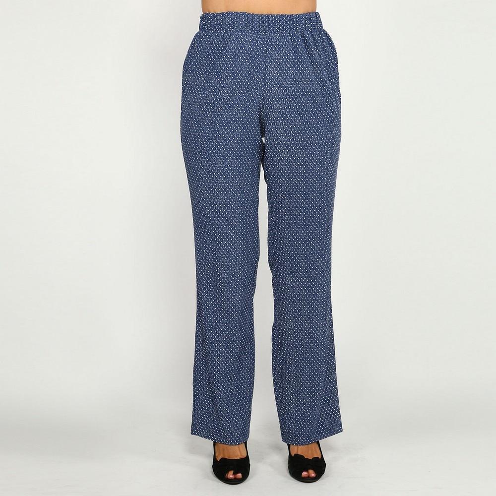 Pants & Capris MIO IMPERATRICE 89949 wide trousers leggings  culottes dot big size women's цена 2017