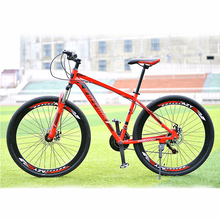 Bicycle Brakes-Bike Aluminum-Alloy 29inch Variable-Speed Love-Freedom Dual-Disc 21/24-Speed