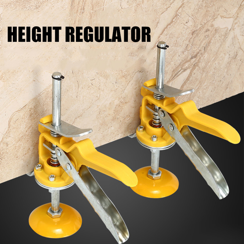Tile Locator Wall Tile Regulator Height Level Height Adjuster Craftsmen Tool HUG-Deals