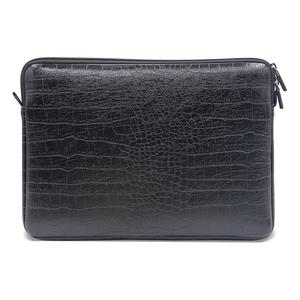 Image 1 - Waterdichte Lederen Laptop Sleeve Bag Notebook Case Cover Pouch Voor 12 13 15 inch Macbook Air Pro Retina