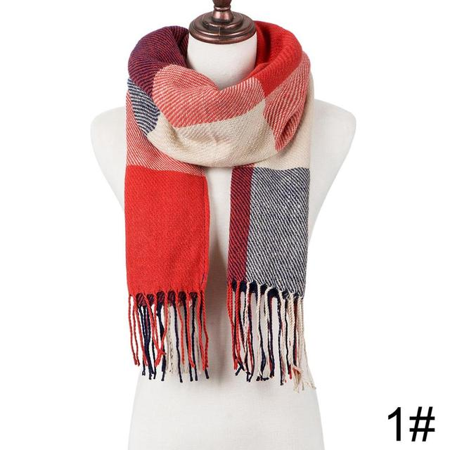 SIMPLESHOW Winter Scarf...