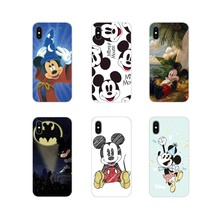 For Oneplus 3T 5T 6T Nokia 2 3 5 6 8 9 230 3310 2.1 3.1 5.1 7 Plus 2017 2018 Accessories Phone Cases Covers Mickey Mouse Cartoon(China)
