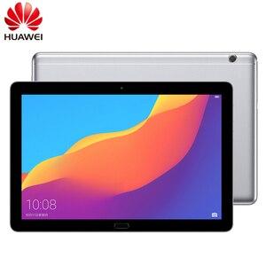Huawei honor mediapad tablet original, 10.1 polegadas, 1080p full hd ips kirin 659 octa core, android 8.0, tablet honor 5 desbloqueio de impressão digital
